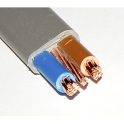 10mm 6242Y PVC Harmonised Twin & Earth Cable