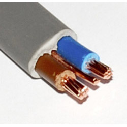 4.0mm 6242Y PVC Harmonised Twin & Earth Cable