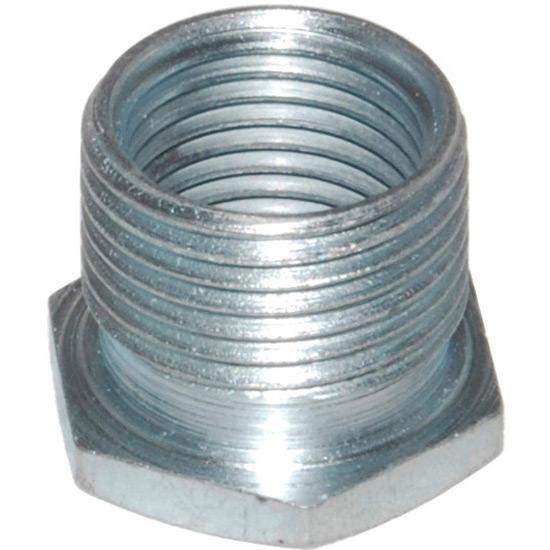 Reducers 20mm 16mm Galvanised Metal Conduit Fittings