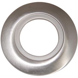 Click Satin Chrome Converter Plate 120mm