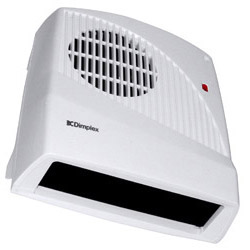 Dimplex 2KW Downflow FX20V Wall Mounted Bathroom Fan Heater