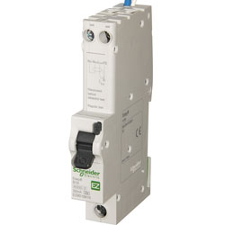 Easy 9  10 Amp 30Ma Type B RCBO
