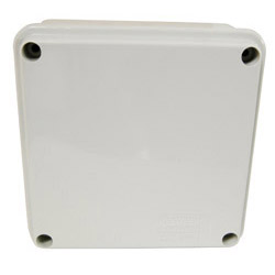 Gewiss 100mmX100mmX50mm PVC Box Enclosure