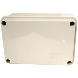 Gewiss 120mmX80mmX50mm PVC Box Enclosure