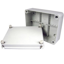 Gewiss 190mmX140mmX70mm PVC Box Enclosure