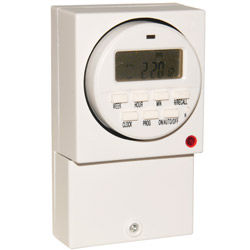 16 Amp Digital Timer - Time Switch