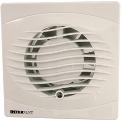 Manrose Intervent 4 100mm Standard Fan