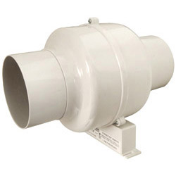 Manrose 4 100mm Centrifugal Inline Fan